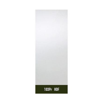 porta interna linha pintura capa em HDFcom 1 demão de fundo primer
