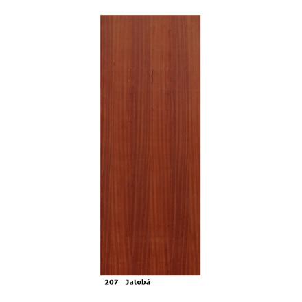 porta interna linha verniz capa em Jatobá
