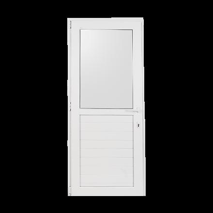 Porta interna pvc madeportas a casa das aberturas for Porta 1 20